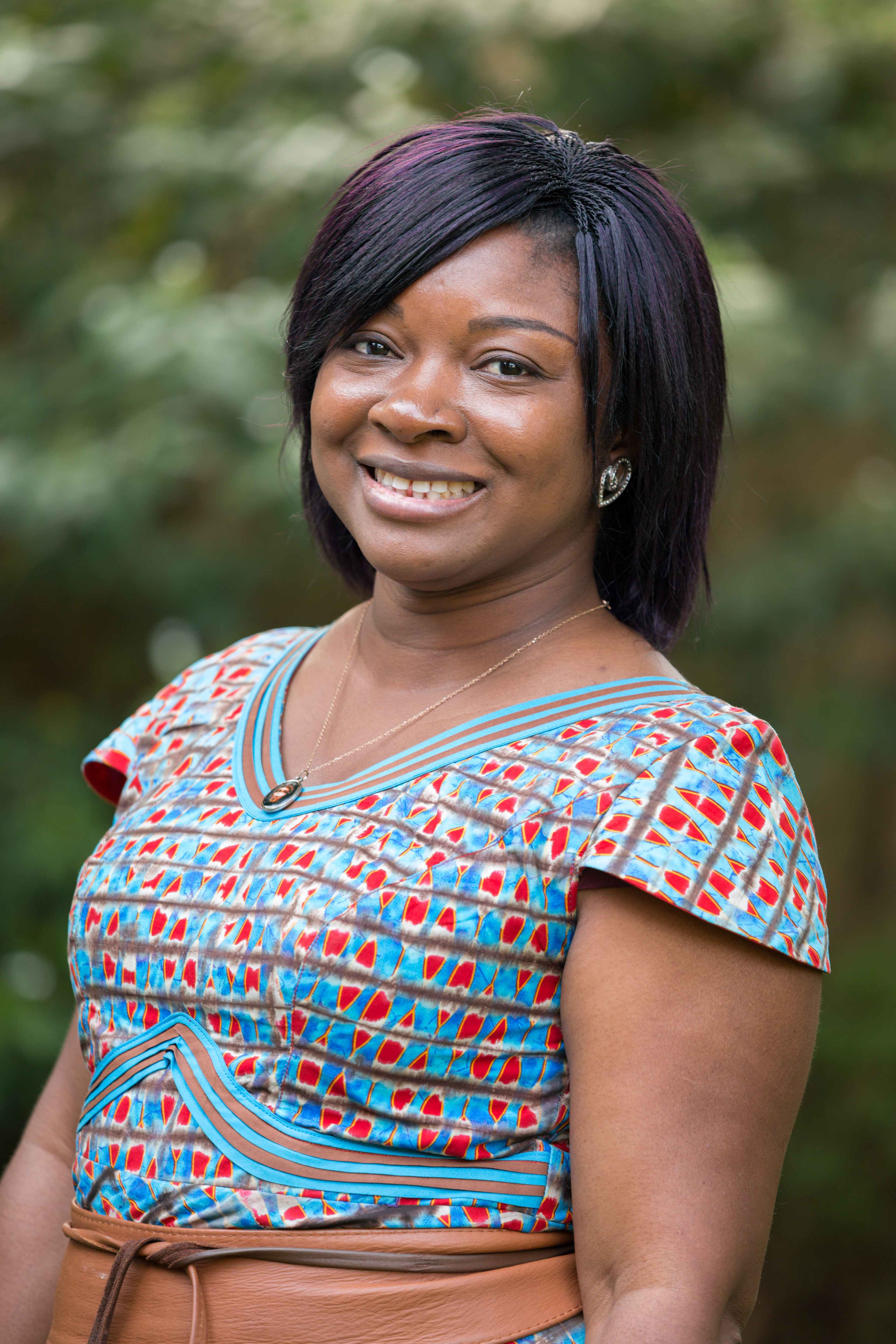 Anne-Marie Sawadogo, Project Officer, Education/Vocational Training, AFD, Burkina Faso