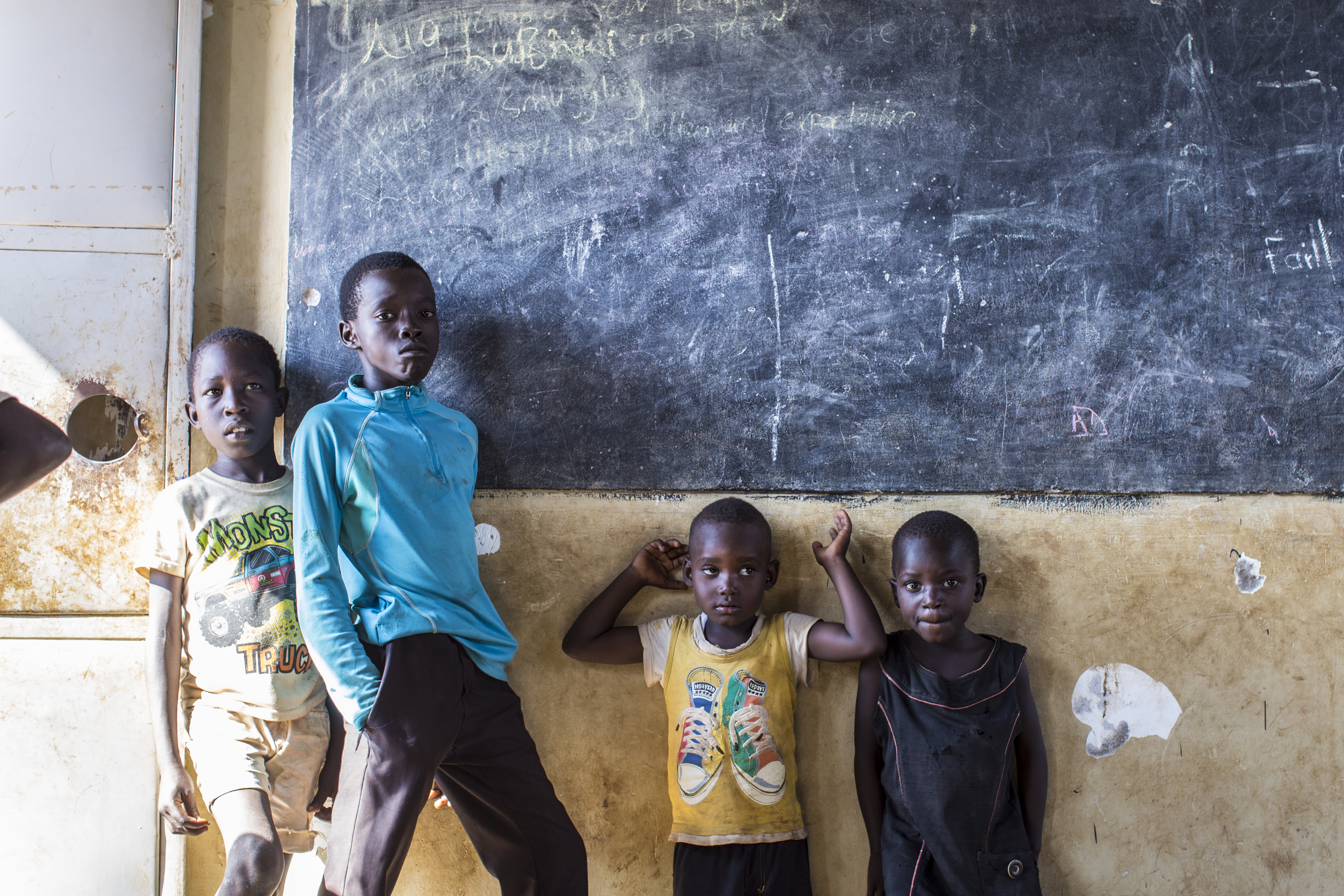 2.GPE partner developing countries are home to almost 4 million refugee children, about 45% of the world's refugee children population.