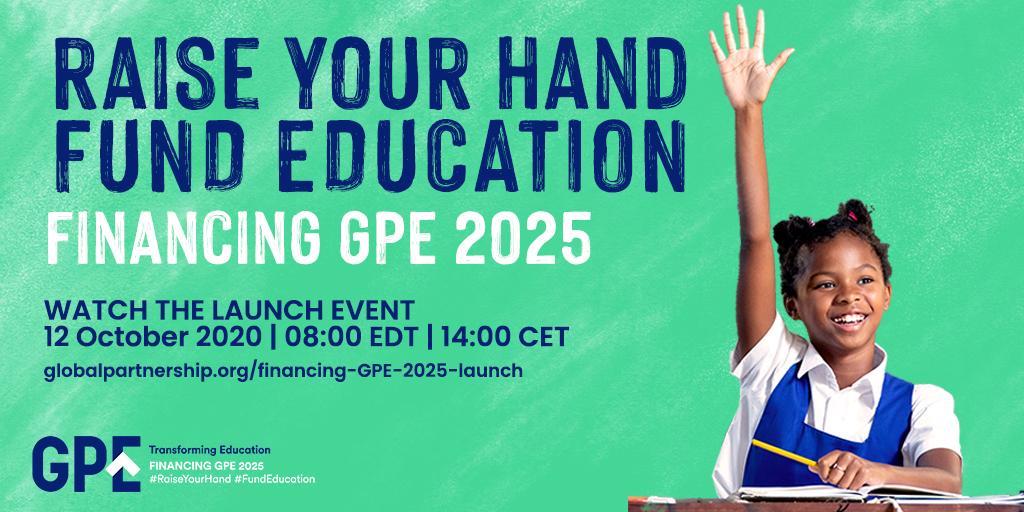 Launch of GPE's financing campaign