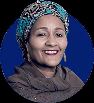 Amina J. Mohammed, Deputy Secretary-General of the United Nations