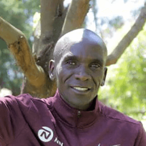 Eliud Kipchoge, Olympic champion