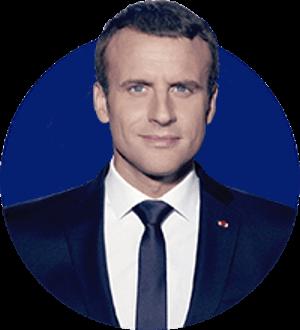 Emmanuel Macron, President of the Republic of France