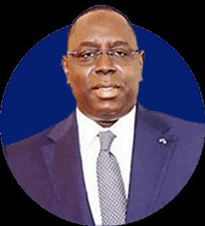 Macky Sall, President of the Republic of Senegal