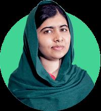 Malala Yousafzai - Nobel Peace Prize Laureate and Co-Founder, Malala Fund