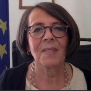 Marina Sereni, Italian Vice Minister for Foreign Affairs and International Cooperation