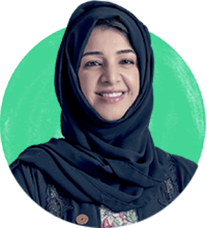 Reem Bint Ebrahim Al Hashimy, Cabinet member and Minister of State for International Cooperation for the United Arab Emirates