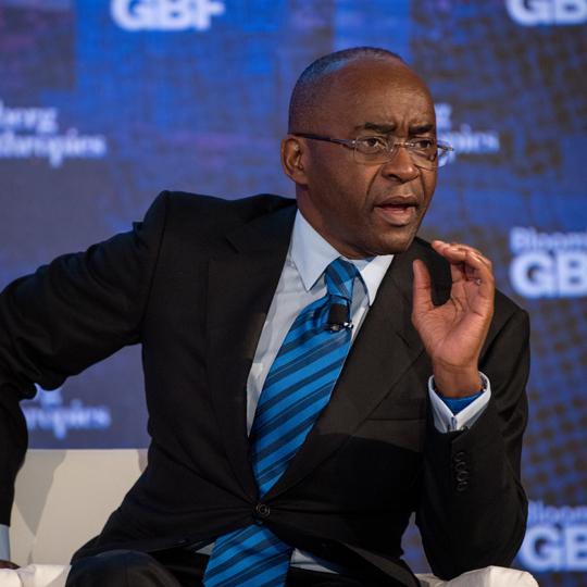 Strive Masiyiwa, Founder and Group Chairman, Econet
