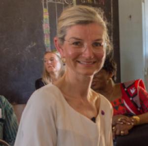 Ulla Tørnæs, Danish member of Parliament