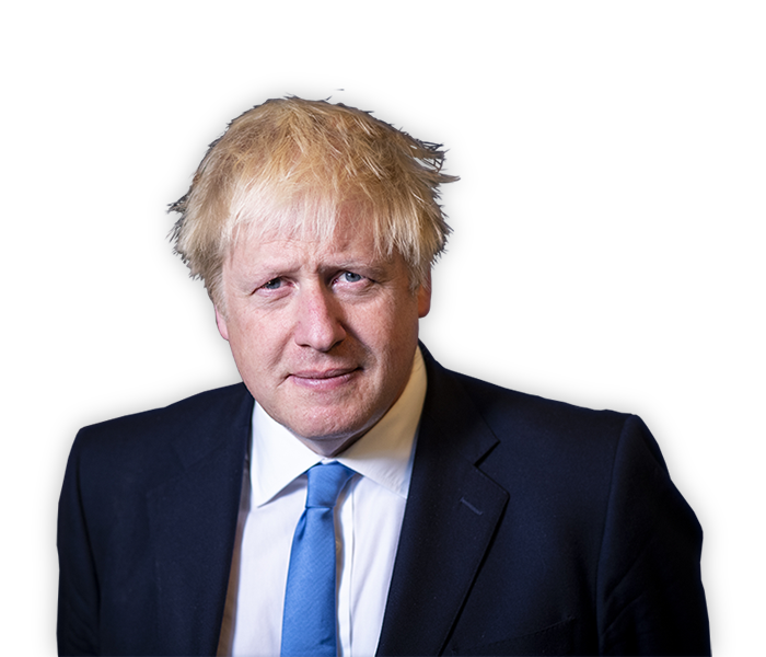 Boris Johnson, Premier Ministre du Royaume-Uni