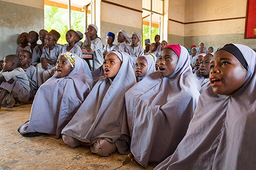Nigeria: Keeping boys and girls in school and learning
