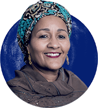 Amina J. Mohammed - Deputy Secretary-General of the United Nations