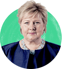 Erna Solberg - Prime Minister of Norway