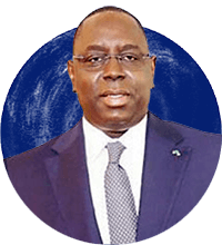 Macky Sall - President of the Republic of Senegal