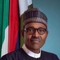S.E Muhammadu Buhari, Président de la République fédérale du Nigéria