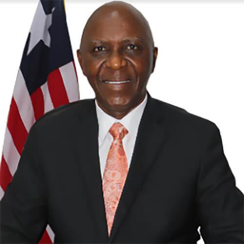 Hon. Prof. Ansu Sonii, Ministre de l'Éducation du Libéria
