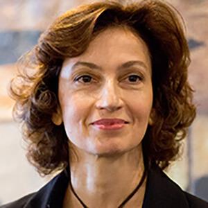 Audrey Azoulay, Directrice générale, UNESCO