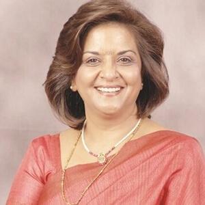 Dr Geeta Manek, Administratrice, Fondation Rotary