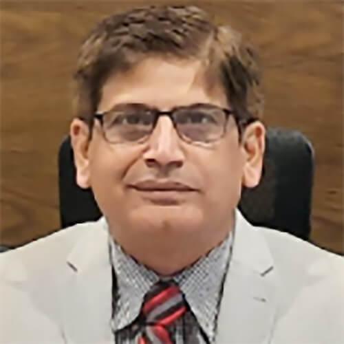 Hon. Ghulam Farid, Secrétaire à l'éducation, Gouvernement du Pendjab, Pakistan