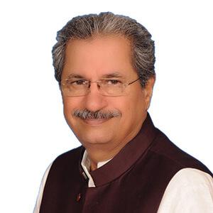 S.E. Shafqat Mahmood, Ministre fédéral de l'éducation et de la formation professionnelle, Pakistan