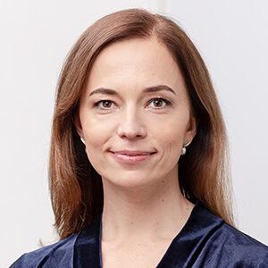 Hon. Liina Kersna, Ministre de l'éducation et de la recherche, République d'Estonie
