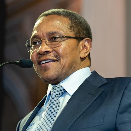 Dr. Jakaya Kikwete, Ancien Président de la République-Unie de Tanzanie, Président élu du Conseil d'administration du GPE