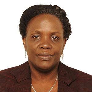 Hon. Prof. Joyce Ndalichadko, Ministre de l'Éducation, des Sciences et de la Technologie, République-Unie de Tanzanie