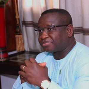 S.E Julius Maada Bio, Président de la République de Sierra Leone