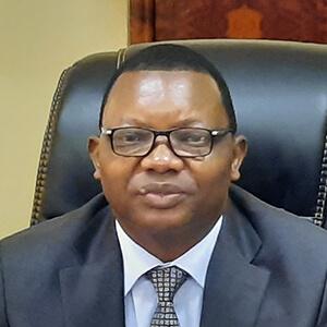 Hon. Kosmadji Merci, Ministre de l'Éducation nationale et de la Promotion civique, Tchad