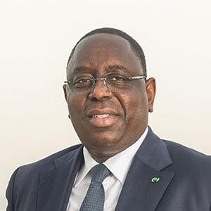 S.E Macky Sall, Président de la République du Sénégal