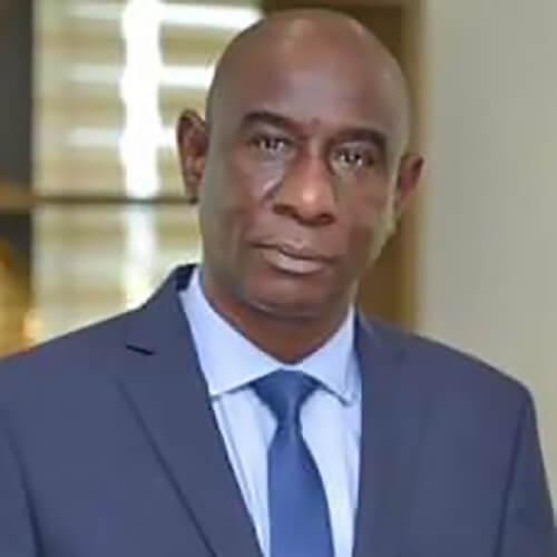 Hon. Mamadou Talla, Ministre de l'Éducation nationale de la République du Sénégal