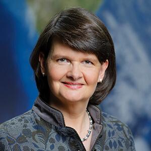 Hon. Dr. Maria Flachsbarth, Secrétaire d'État parlementaire, Ministère de la coopération économique et du développement, Allemagne