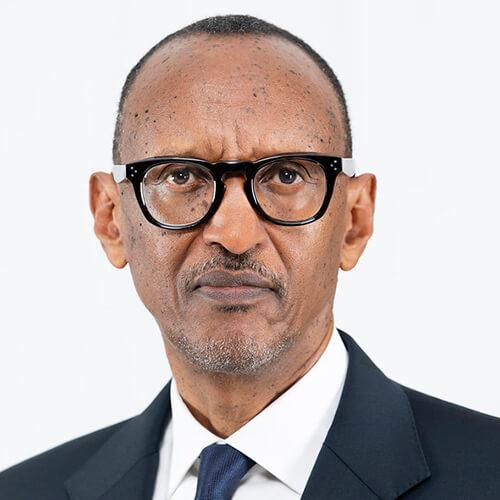 S.E Paul Kagamé, Président de la République du Rwanda