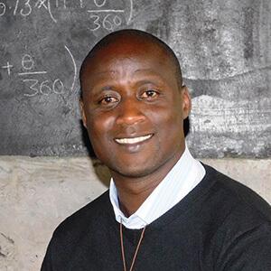 Peter TabichiLauréat du Global Teacher Prize 2019