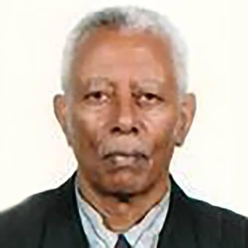 Hon. Petros Hailemariam Tesfie, Ministre de l'Éducation par intérim, Érythrée