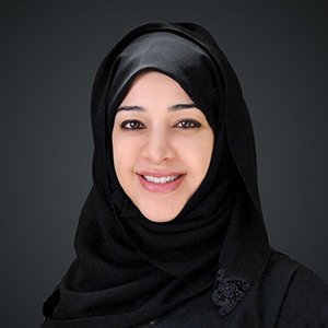 S.E Reem Hashimy, Ministre d'État à la Coopération internationale, Émirats arabes unis