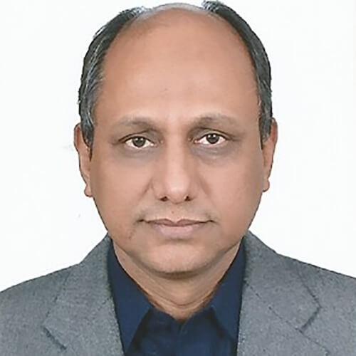 Hon. Saeed Ghani, ministre de l'Éducation de la province du Sind au Pakistan