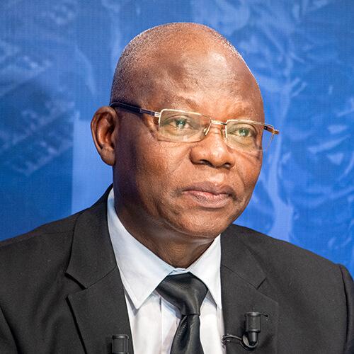 Hon. Salimane Karimou, Ministre de l'Enseignement maternel et primaire, Bénin