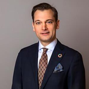 Hon. Per Olsson Fridh, Ministre de la Coopération internationale au développement, Suède