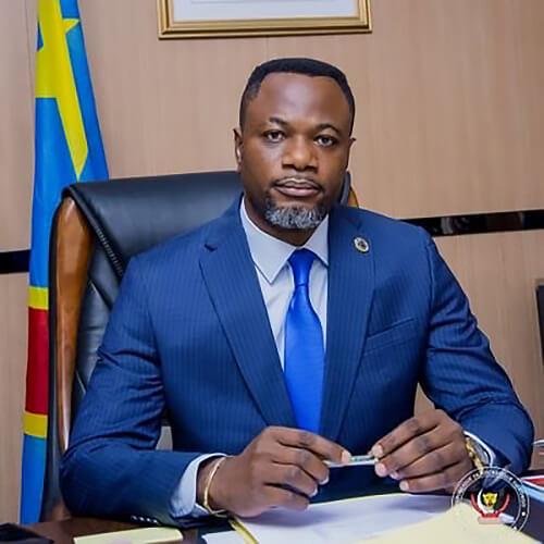 Hon. Tony Mwaba, Ministre de l'Enseignement Primaire, Secondaire et Technique, République Démocratique du Congo