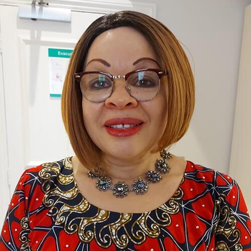 Dr. Vivian Asheri Kilo, Secrétaire d'État, Ministère de l'Éducation de base, Cameroun