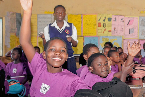 Uganda: Building a stronger teaching force