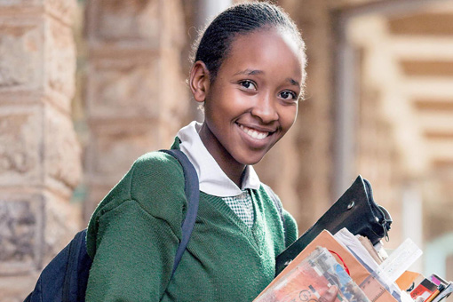 Kenya: Investing in education for a better future