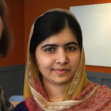 Malala Yousafzafi
