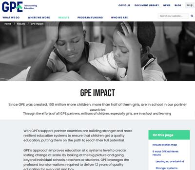 GPE impact