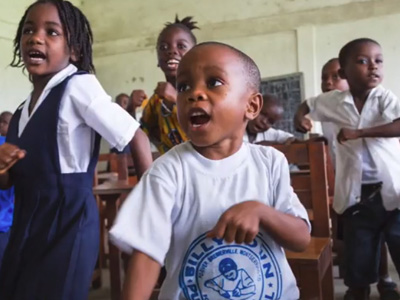 Rebuilding Liberia through education after Ebola