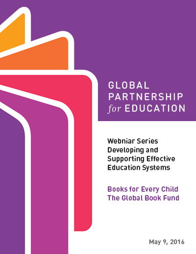Books for every child - The Global Book Fund