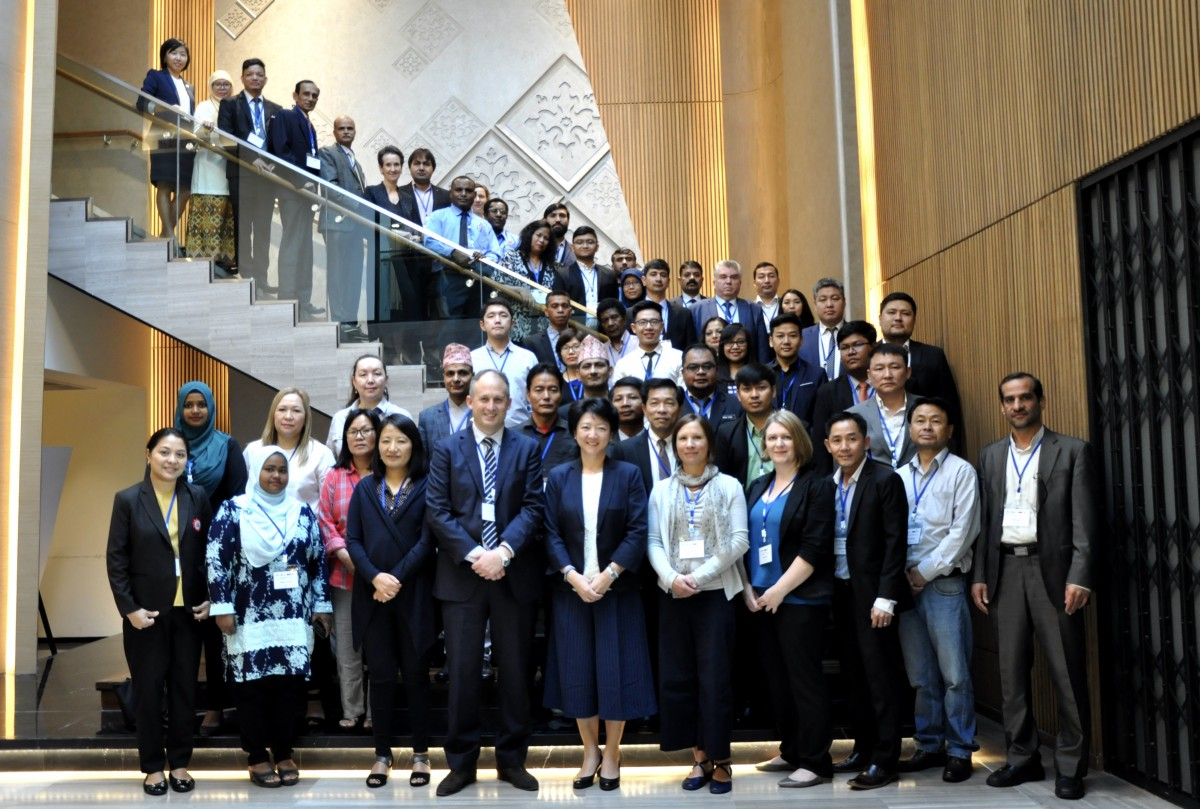 In early March, over 45 education assessment specialists from over 20 countries across the Asia-Pacific region met in Bangkok, Thailand, for a capacity development building workshop. Credit: ©UNESCO/Lingxin Han