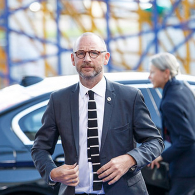 Martin Bille Hermann, State Secretary for Development Policy, Denmark. Photo credit: Raul Mee (EU2017EE)