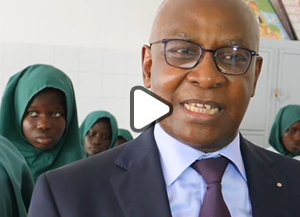 Serigne Mbaye Thiam, Minister of Education of Senegal, was named Vice-Chair of the Global Partnership for Education in June 2018. Minister Thiam tells us why education is important in his country and around the world, and why he thinks GPE is the right organization to help developing countries achieve their education goals.