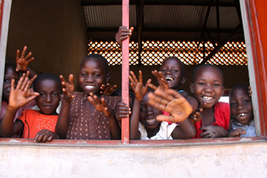 In Uganda, bringing more children to school by mobilizing communities
